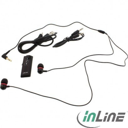 InLine Bluetooth Stereo Headset 2